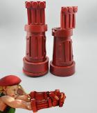 Street Fighter V Cammy Cosplay Handschuhe