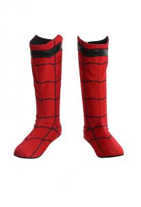 Super Hero Spiderman Cosplay Shoes Inspired by Spider-Man: Homecoming Order to Made