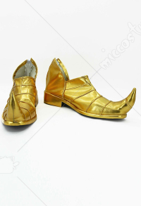 JoJos Bizarre Adventure Dio Brando Boots Cosplay Shoes