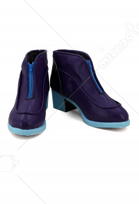 JoJos Bizarre Adventure Giorno Giovanna Cosplay Shoes