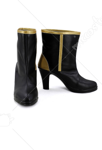LOL League of Legends KDA Kaisa Cosplay Shoes Boots