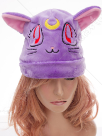 Sailor Moon Black Cat Luna Hat