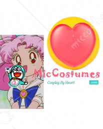 Sailor Moon Chibiusa Heart Shape Brooch