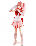 Sailor Moon Chibi Usa Small Lady Cosplay Costume