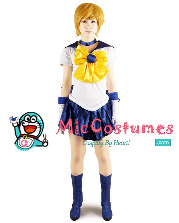 Sailor Moon Tenoh Haruka cosplay Kostüme