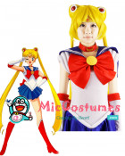 Sailor Moon Usagi Tsukino Cosplay Wig