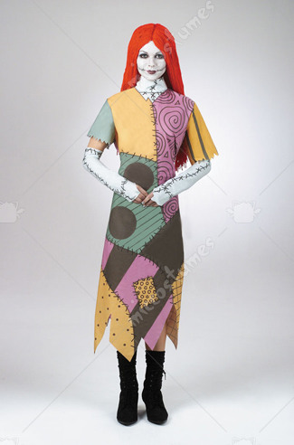 Sally Nightmare Before Christmas Adult Costume