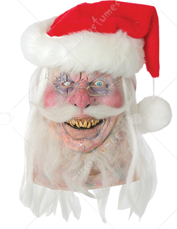 Santa Claws Mask