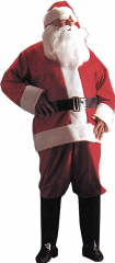 Santa Suit Regular 2094 Adult Costume