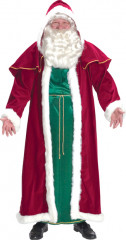 Santa Suit Victorian Adult Costume