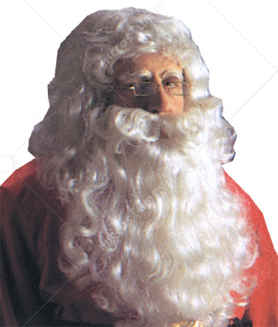 Santa Wig And Beard Reg