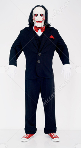 Saw Puppet 2 Adult Costume