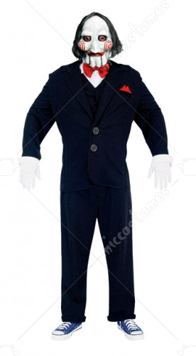 Saw Puppet Economy Adult Costume