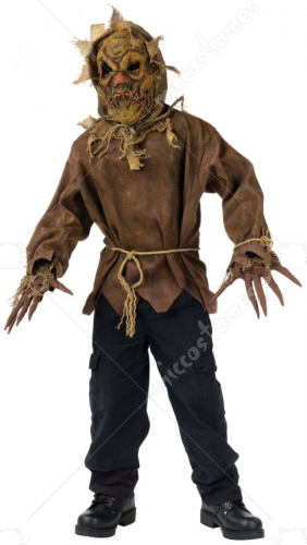 Scarecrow Child Costume