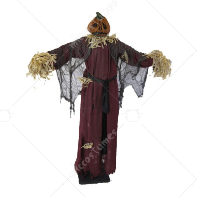 Scarecrow Woman Standing 60In