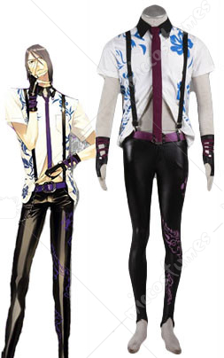 Scared Rider XechS Music Team Cosplay Costume