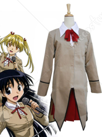 School Rumble Yagami High School Cosplay Costume Women M