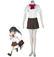 Seitokai Yakuindomo Women Summer School Uniform