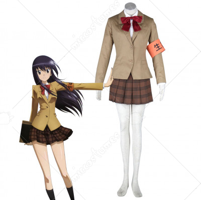 Seitokai Yakuindomo Women Winter School Uniform