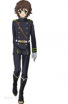 Seraph of the End Yoichi Saotome Cosplay Costume