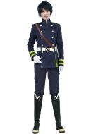 Seraph of the End Yuichiro Hyakuya Cosplay Costume