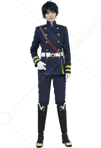 Seraph of the End Costume de Cosplay de Yuichiro Hyakuya