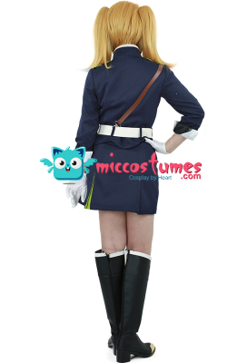 Seraph of the End Mitsuba Sangu Cosplay Costume