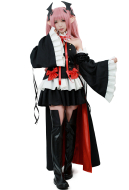 Seraph of the end Krul Tepes Cosplay Costume