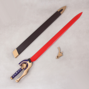 Seraph of the End Crowley Eusford Red Vampire Sword