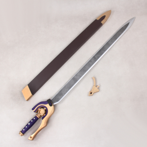 Seraph of the End Crowley Eusford Silver Vampire Sword