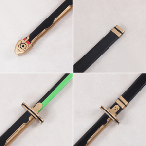 Seraph of the End Yuichiro Hyakuya Cosplay Sword