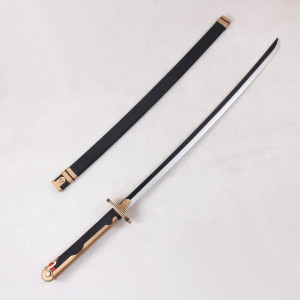 Seraph of the End Yuichiro Hyakuya Cosplay Silver Sword