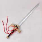 Seraph of the End Mikaela Hyakuya Cosplay Silver Sword