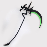 Seraph of the End Shinoa Hiragi Cosplay Weapon Shikama Doji