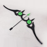Seraph of the End Yoichi Saotome Cosplay Bow and Arrow Gekkoin