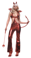 Sexy Devil Jumpsuit