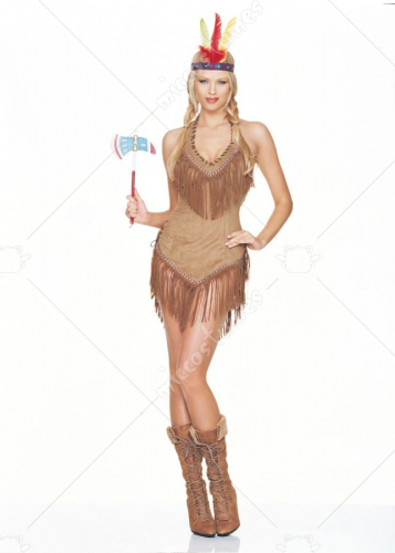 Sexy Indian Girl Adult Costume
