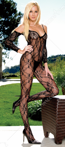 Sexy Lace Adult Bodystocking