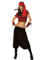 Sexy Mistress Pirate Adult Costume