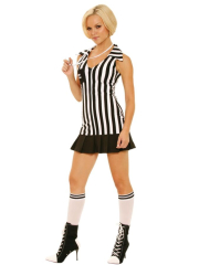 Sexy Racy Referee Adult Costume