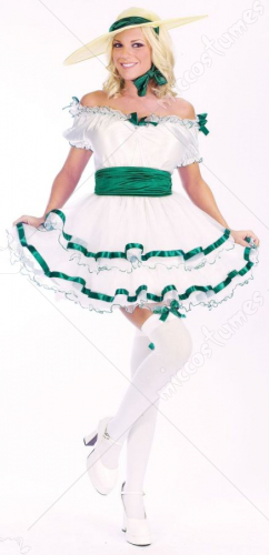 Sexy Southern Belle Adult Costume