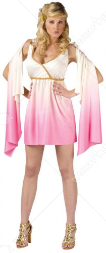 Sexy Venus Pink Ombre Costume