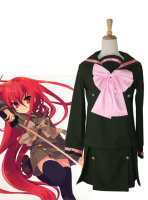 Shakugan No Shana Shana Long Sleeve Cosplay Costume