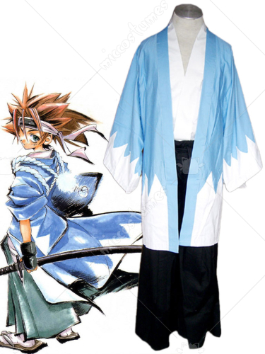 Shinsengumi Peace Maker Cosplay Costume