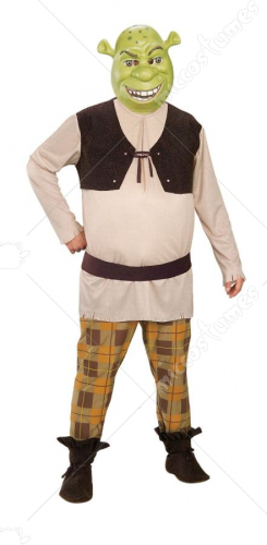 Shrek Standard Size Adult Costume