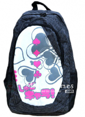 Shugo Chara Tartan Design School Bag