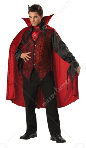 Sinister Devil 2B Adult Costume