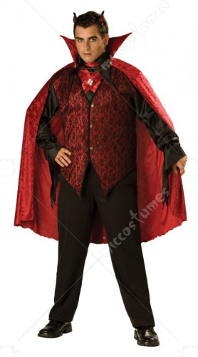 Sinister Devil XXL Adult Costume