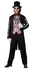 Skeleton Groom Adult Costume