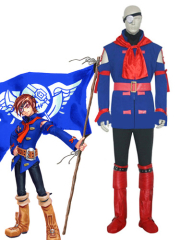 Skies of Arcadia Vyse Cosplay Costume